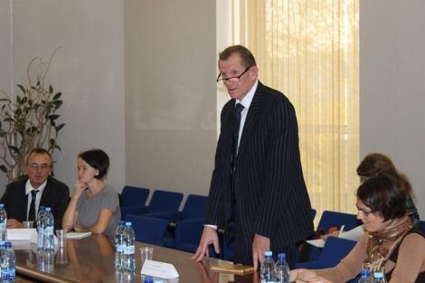 Мочалов - министерство заинтересовано в интернационализации образования