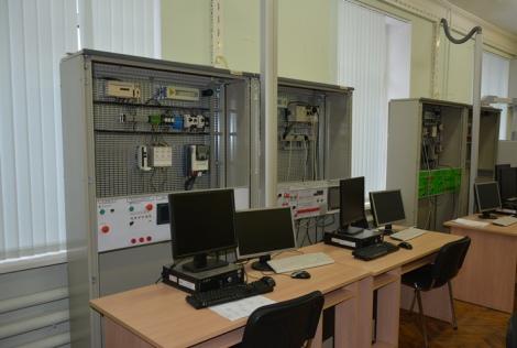 еще одна работающая лаборатория Schneider Electric