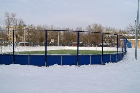 универсальная для зимы площадка