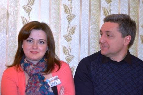 Игорь Ермоленко сел рядом с глазами Ани Шевченко
