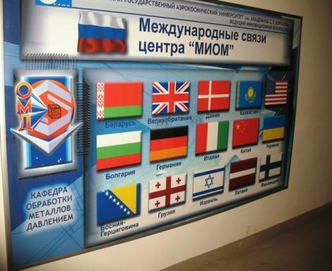 международные связи центра
