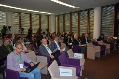 участники международной пресс-конференции