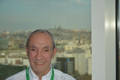 Марио из Аргентины интересовала языковая среда в СНГ и по периметру бывших границ СССР