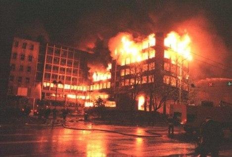 а недавно эта публика радовалась бомбардировкам Югославии