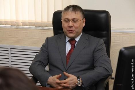Кинжабаев столкнулся в Самаре с чем-то странным