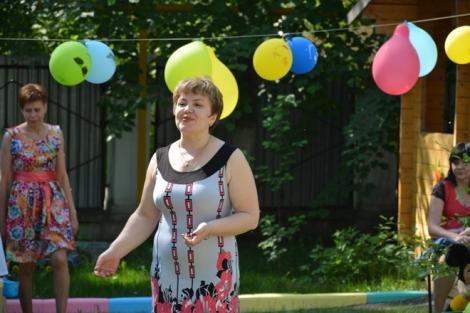 еще одна мамочка ребят - Светлана Лютова