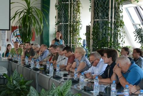 архитекторы в основном сидели напротив Матвеева