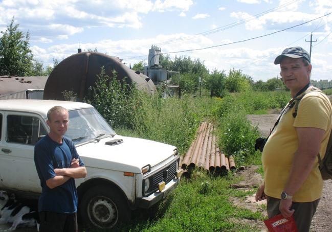 охрана рассказывает про  воровство гастеров и костры возле дач