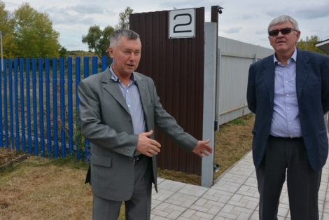 глава поселения Богдановка рассказывает о плюсах от новых соседей
