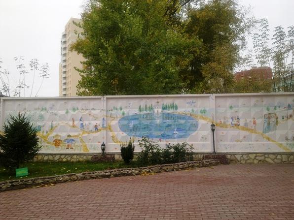 Петропавловскеий собор закрылся от объекта Шаповалова своей аурой