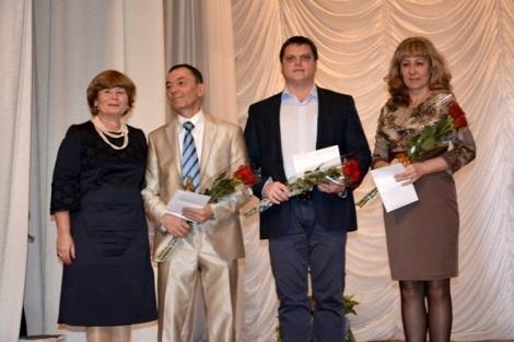 лучшие начальники цехов/отделов - 2015