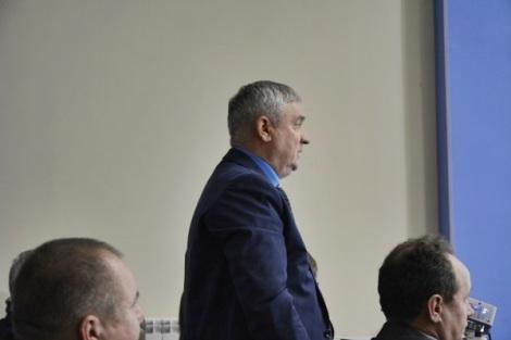 Воропаев сразу сориентировался в ситуации на конференции