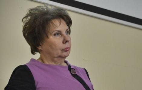 Татьяна Братчикова тоже была готова отвечать