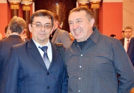 мы с майором Еремкиным