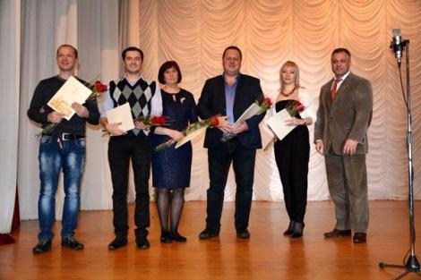 награждены Благодарственными письмами главы Красноглинского района