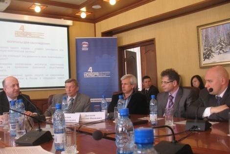 в апреле 2011 года Кошелев не предполагал, что его сольют его же штабисты