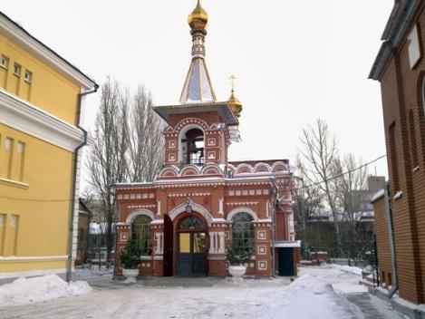 храм Веры, Надежды, Любви м матери их Софии