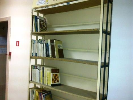 шкафы для буккроссинга в городских библиотеках, слава Богу, опустели