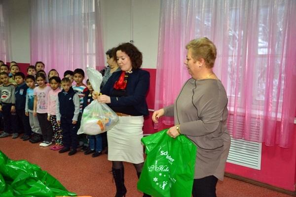 Ирина Прохорова и Наталья Миронова