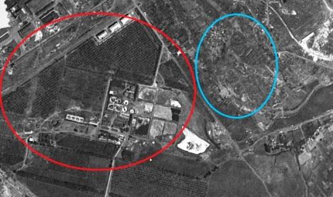 на месте поселка На очистных и ББВ были огромные сады, на месте Родника - дачи