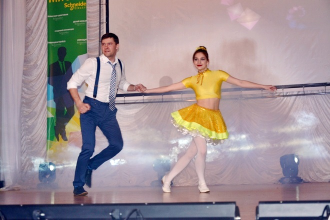 танец Игоря был настоящим драйвом