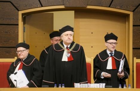 Warszawa, 08.03.2016. в Варшаве послали Конституционный суд, фото Радио Польша