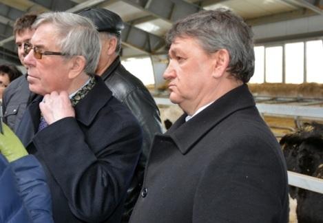 Юрий Егоров и Николай Абашин