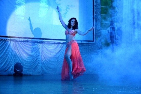 Ирина Чечкина решилась на восточный танец