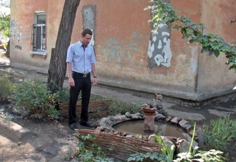 Сергей искренне восхищался людьми, которые устраивали жизнь даже в самых заброшенных районах Самары