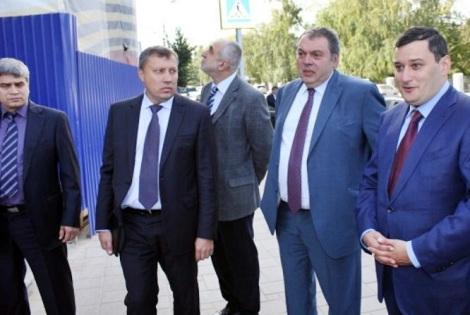 все в сборе с Борисом Мазо в Самаре, с сайта А.Е Хинштейна