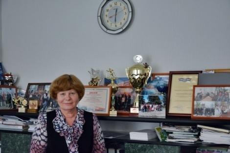 Людмила Николаевна прошла с коллективом самые сложные времена