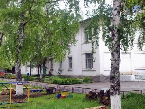Дошкольное отделение - детский сад