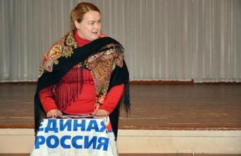 Ольгу Пудовкину привел в политику свой больной ребенок