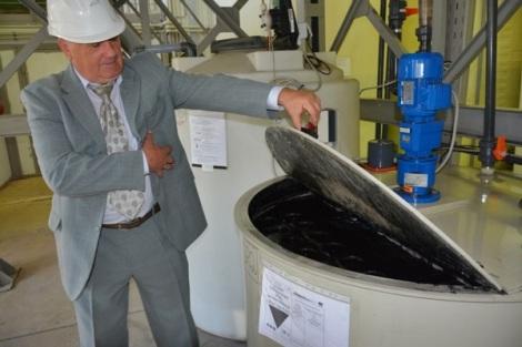 очистка через активированный уголь