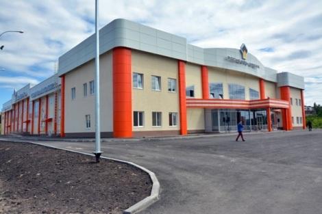 Дворец в Сызрани