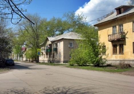 а это другие дома с улицы Белогородской