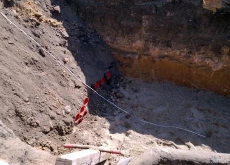 проводка пойдет под землей