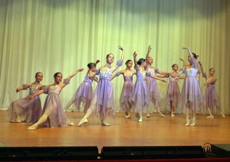 балет перед финалом