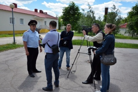 центр принимает гостей, Алексей Сусарин