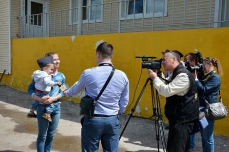 Город на реке Самара присоединяется к поздравлению наших кинологов