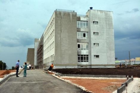 школа №7 им. М. Калашникова