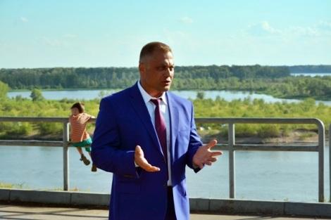 Олег Комаров говорил от лица власти