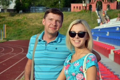Игорь и Анастасия - лицо Schneider Electric 2016