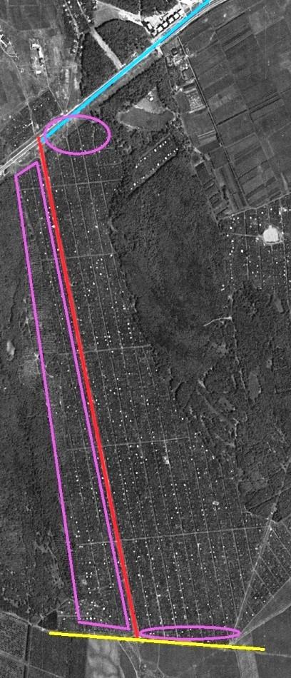 карта 1966 года - красным отмечена Алма-Атинская,