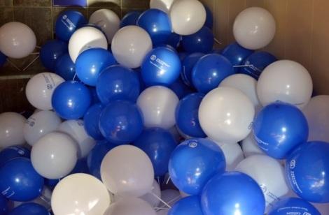 эти шары люди запомнят как праздник