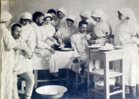 госпитали Самары