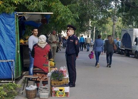 и сейчас полиция не всегда дружелюбна к пожилым дачникам