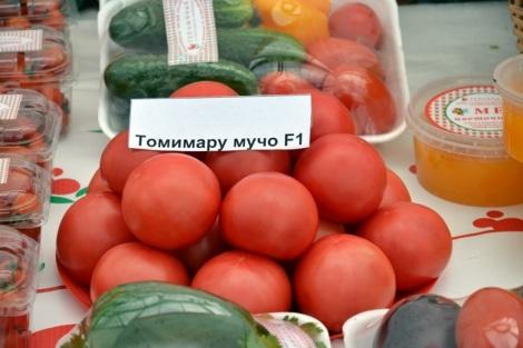 эти помидоры самые вкусные