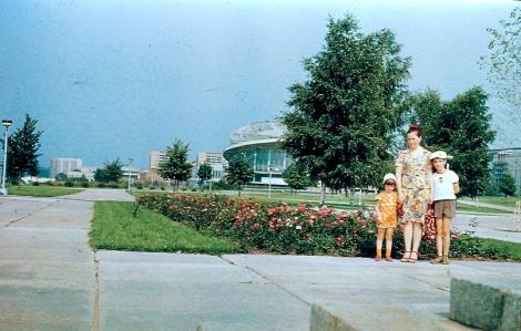 лето 1978 года у Цирка