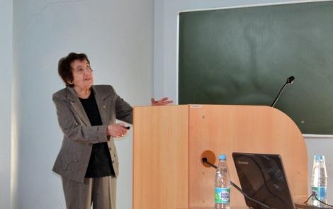лекция с элементами презентации